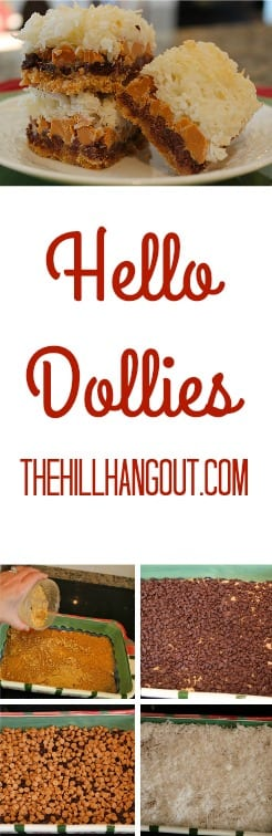 Hello Dollies from TheHillHangout.com