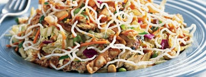 CPK's Thai Crunch Salad
