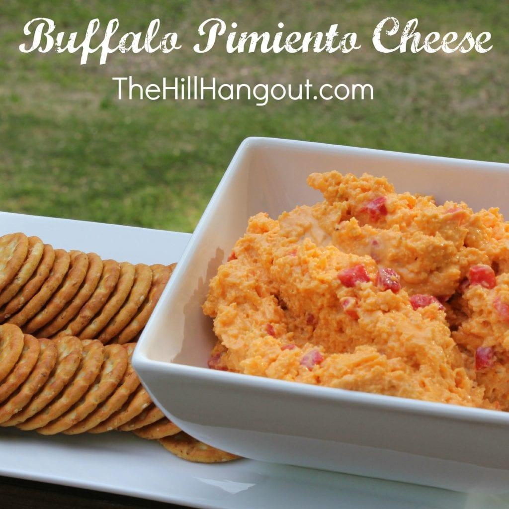 Buffalo Pimiento Cheese