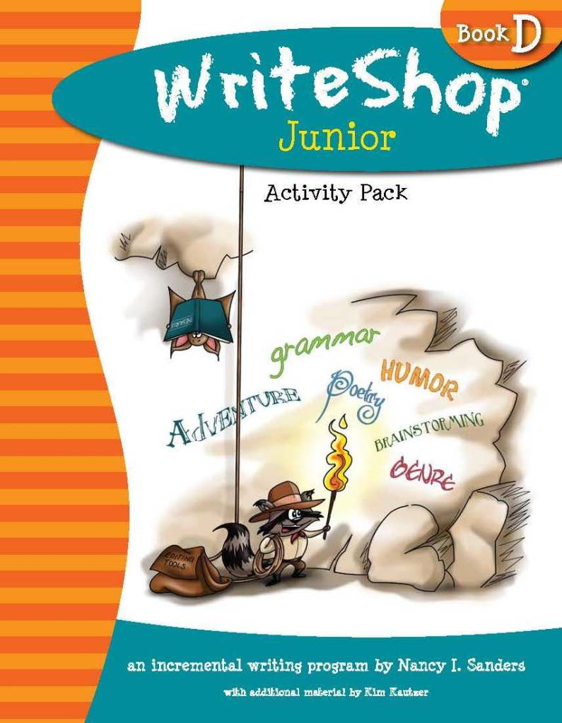 ActivityPackD Review: Write Shop