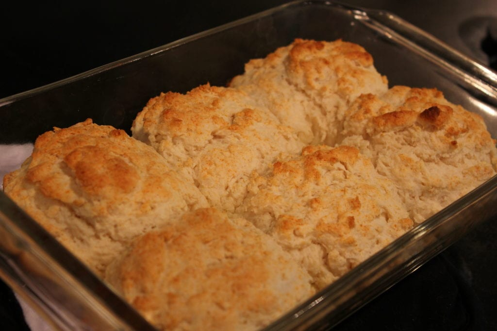 hope y'all enjoy 7 Up Sour Cream Biscuits as much as we did. Let ...