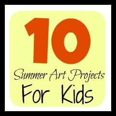Art project ideas to do at home