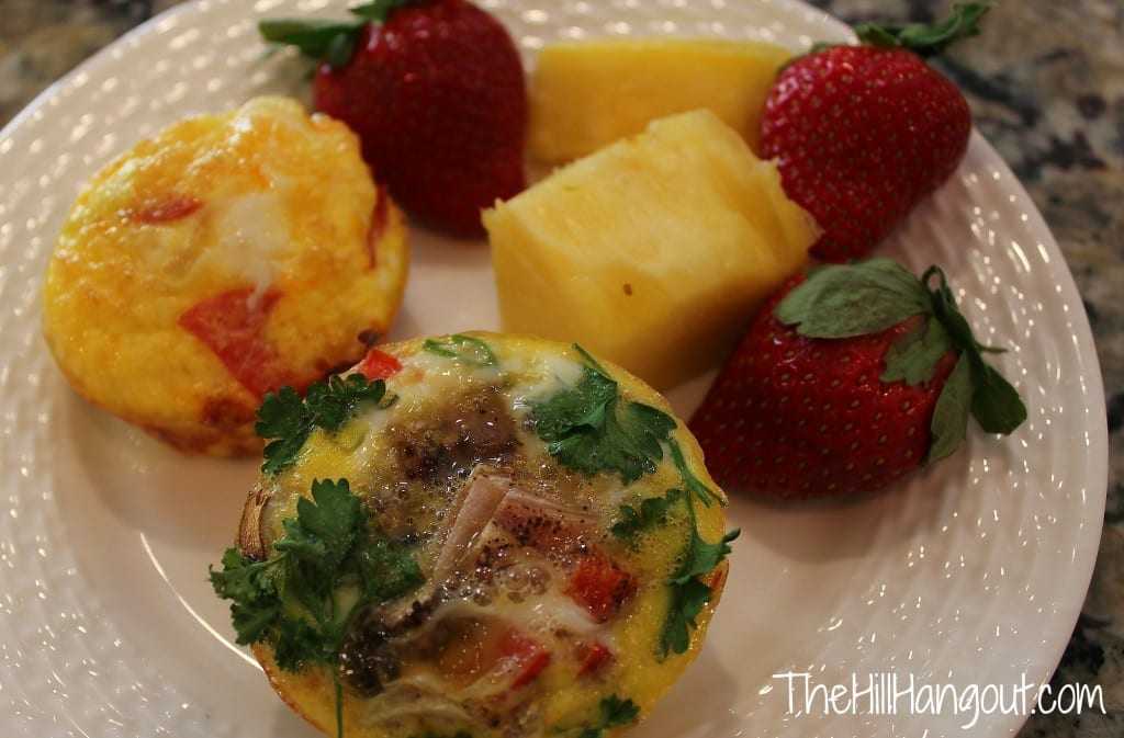 Egg Muffins 4 1024x673 Omelet Muffin Bar