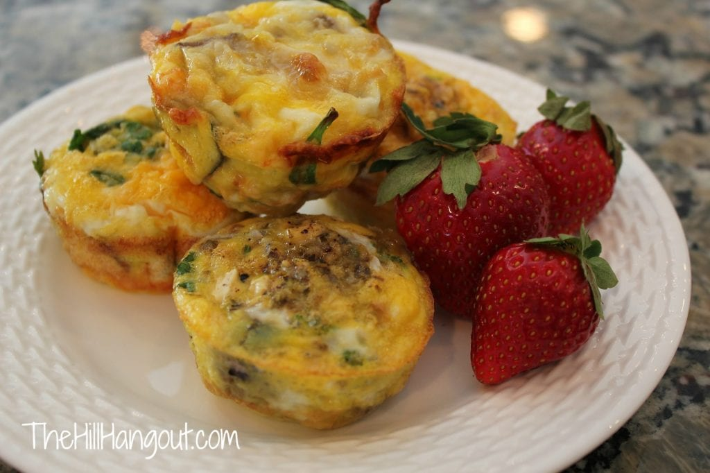 Egg Muffins 5 1024x682 Omelet Muffin Bar