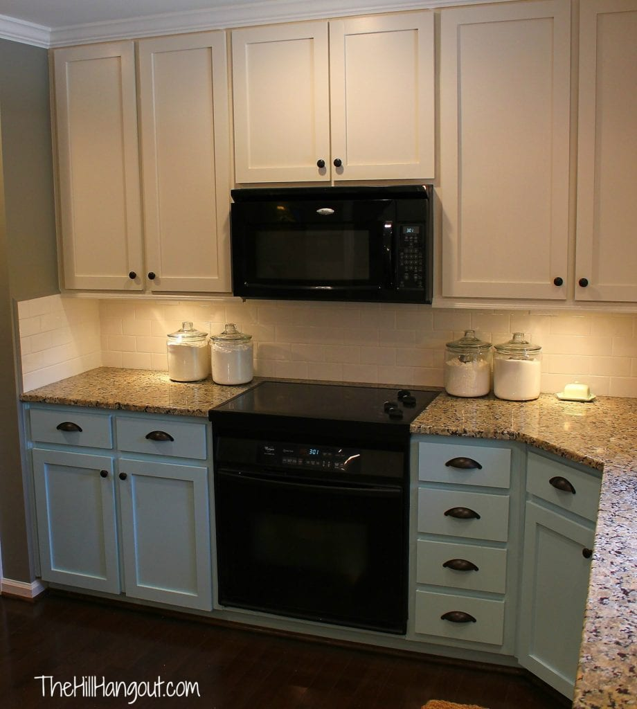 Our kitchen renovation for Kitchen cabinets reno