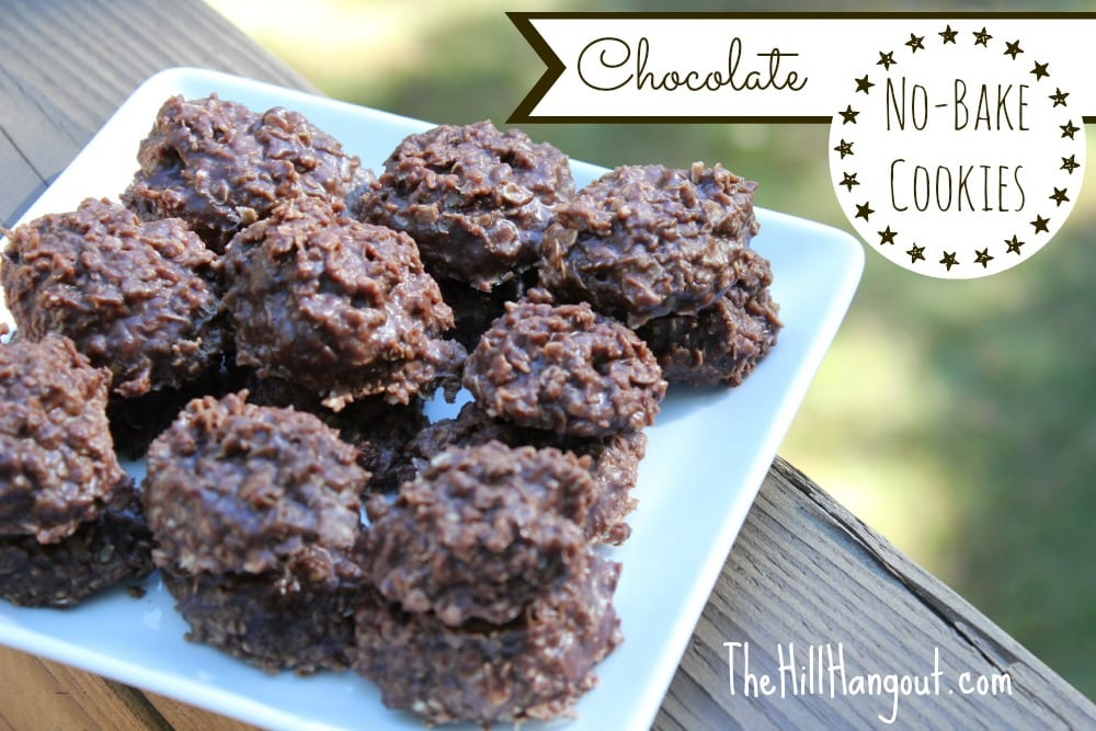 "alt=""Chocolate no-bake cookies"""