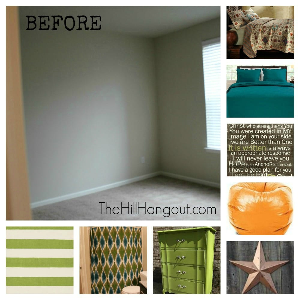 Kids Mood Board aTeam Ministries Apartment: Kids Bedroom Reveal