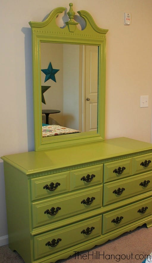 kids dresser aTeam Ministries Apartment: Kids Bedroom Reveal