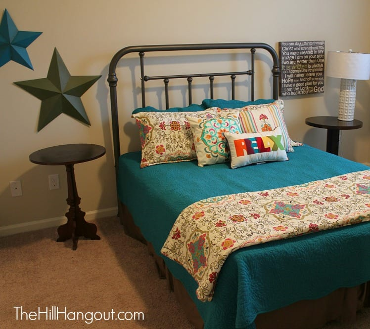 kids room aTeam Ministries Apartment: Kids Bedroom Reveal
