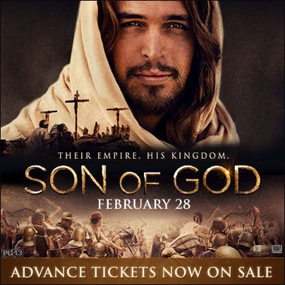 sog 404x404 Son of God Movie