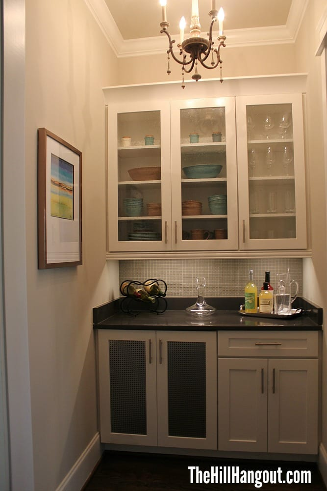 butlers pantry Birmingham Parade of Homes