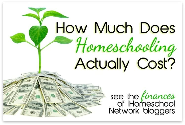 "alt=""How Much Homeschooling Costs"""
