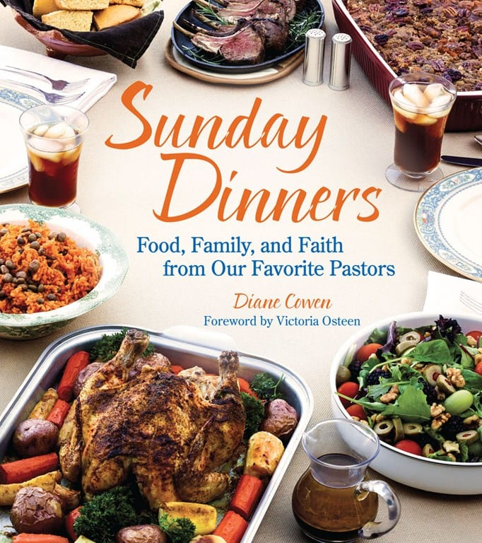 Sunday Dinners: A Cookbook Giveaway