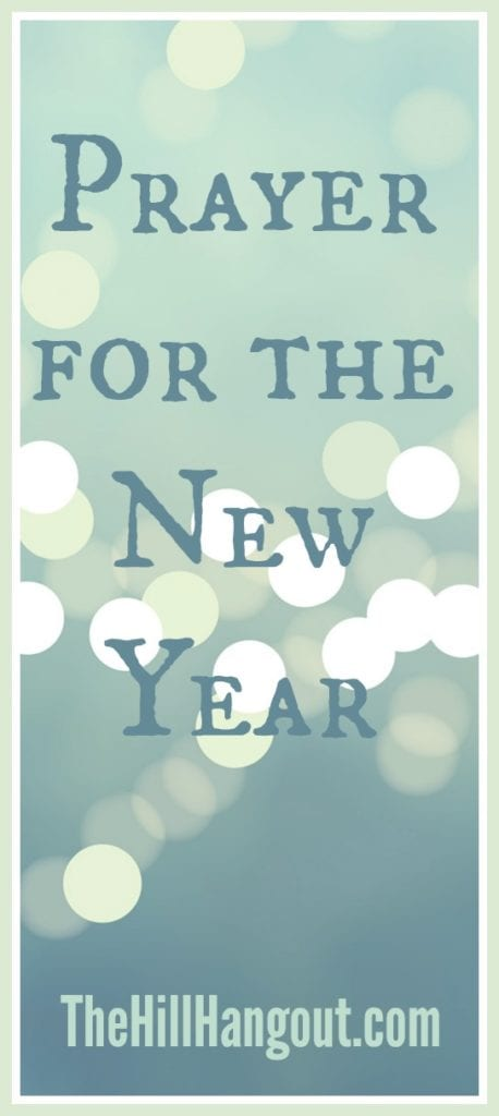 Prayer for the New Year from THeHillHangout.com