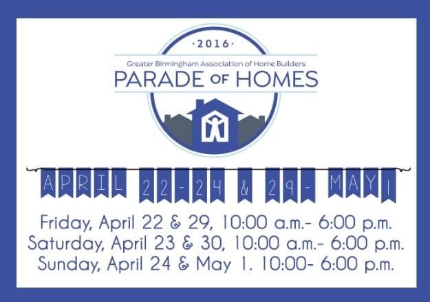 2016 Parade of Homes Ad