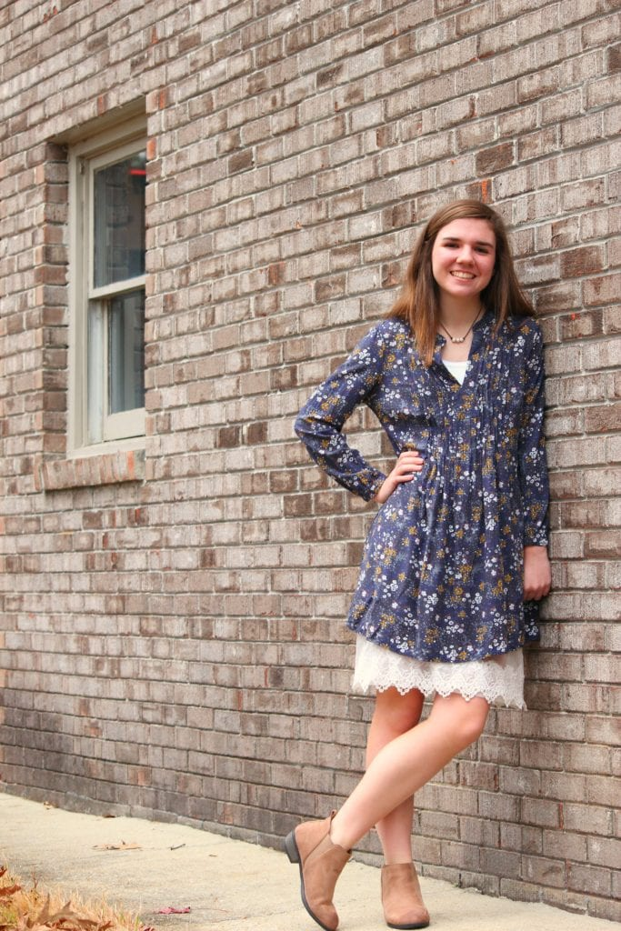 5 Winter Dresses for Teens from TheHillHangout.com
