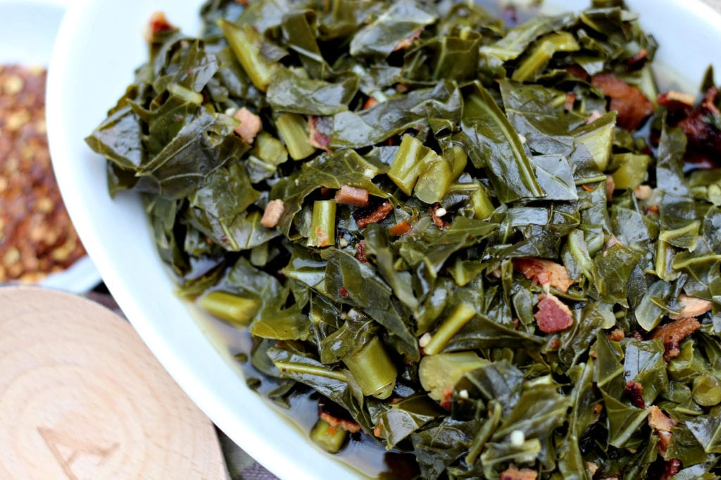 Collard Greens from THeHillHangout.com