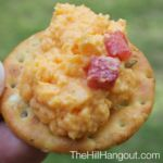 Buffalo Pimiento Cheese